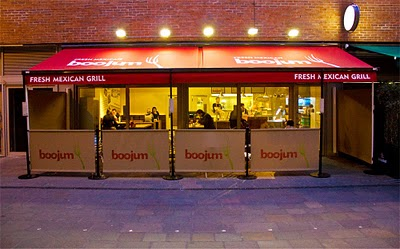 Boojum Mexican grill